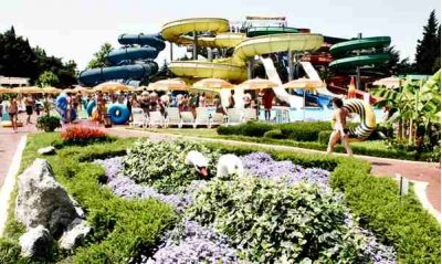 Адлерский аквапарк Амфибиус