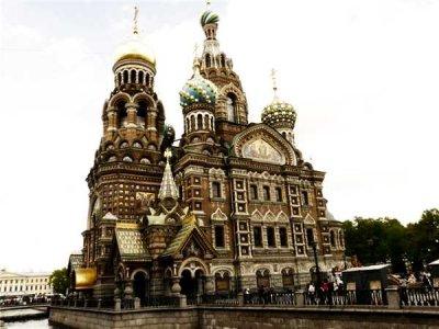 Известные достопримечательности Санкт-Петербурга