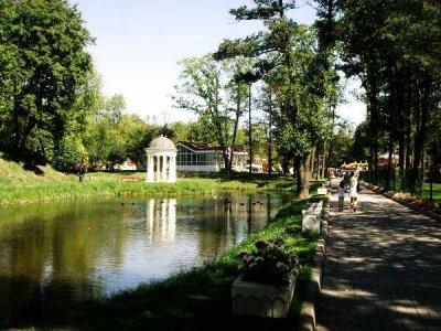 Калининград места отдыха