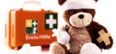 Оказание первой помощи при различных травмах