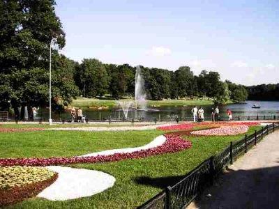 Московский парк Сокольники