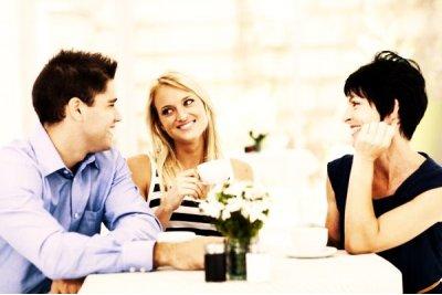Первая встреча с родителями невесты и жениха