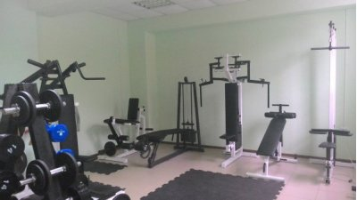 Тренажерный зал Витязь